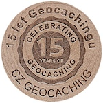 15 let Geocachingu