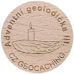 Adventní geolodička III.