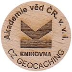 Akademie věd ČR, v. v. l.