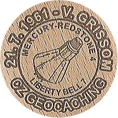 21.7.1961 - V. GRISSOM