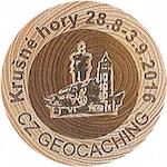 Krušné hory 28.8-3.9.2016
