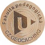Fakulta pedagogická