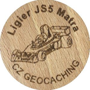 Ligier JS5 Matra