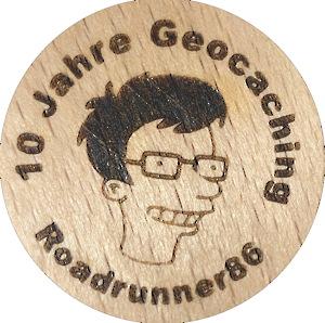 10 Jahre Geocaching