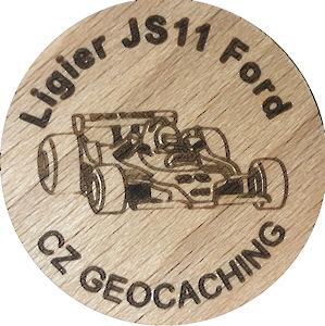 Ligier JS11 Ford