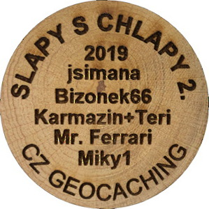 SLAPY S CHLAPY 2.