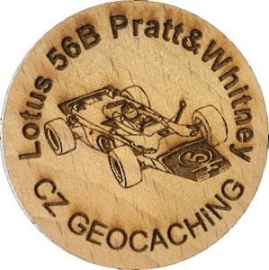 Lotus 56B Pratt&Whitney