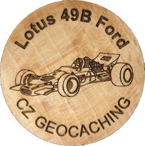 Lotus 49B Ford