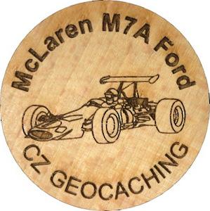 McLaren M7A Ford