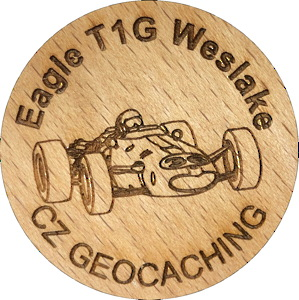 Eagle T1G Weslake