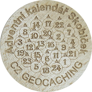 Adventní kalendář Skobiček