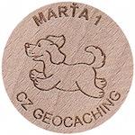 MARŤA 1