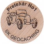 Pretekár No1