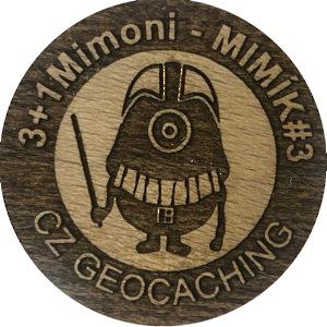 3+1Mimoni - MIMÍK#3