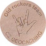 Old rockers team