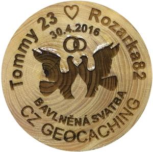 Tommy 23 ♥ Rozarka82