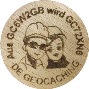Aus GC6W2GB wird GC72XN6