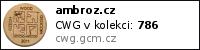 CWG Kolekce - ambroz.cz
