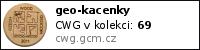 CWG Kolekce - geo-kacenky