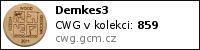 CWG Kolekce - Demkes3