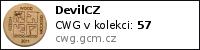 CWG Kolekce - DevilCZ