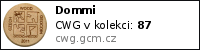 CWG Kolekce - Dommi