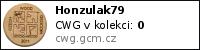 CWG Kolekce - Honzulak79