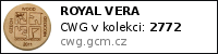 CWG Kolekce - ROYAL VERA