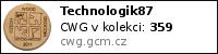 CWG Kolekce - Technologik87
