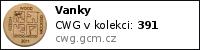 CWG Kolekce - Vanky