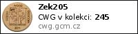 CWG Kolekce - Zek205