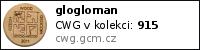 CWG Kolekce - glogloman &hrusja