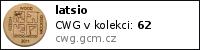 CWG Kolekce - latsio
