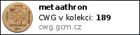 CWG kolekce - metaathron